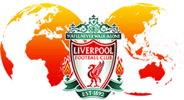 Liverpool Football Club Tour 2013 Logo
