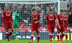 Kekalahan Liverpool di Wembley