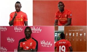 Sadio Mane bergabung dengan Liverpool