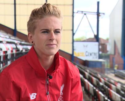 Exclusive Liverpool Ladies Interview