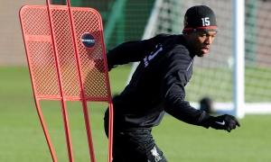 Persiapan jelang tandang ke Aston Villa