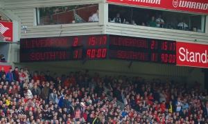 LFC 2-1 Southampton 2014-15