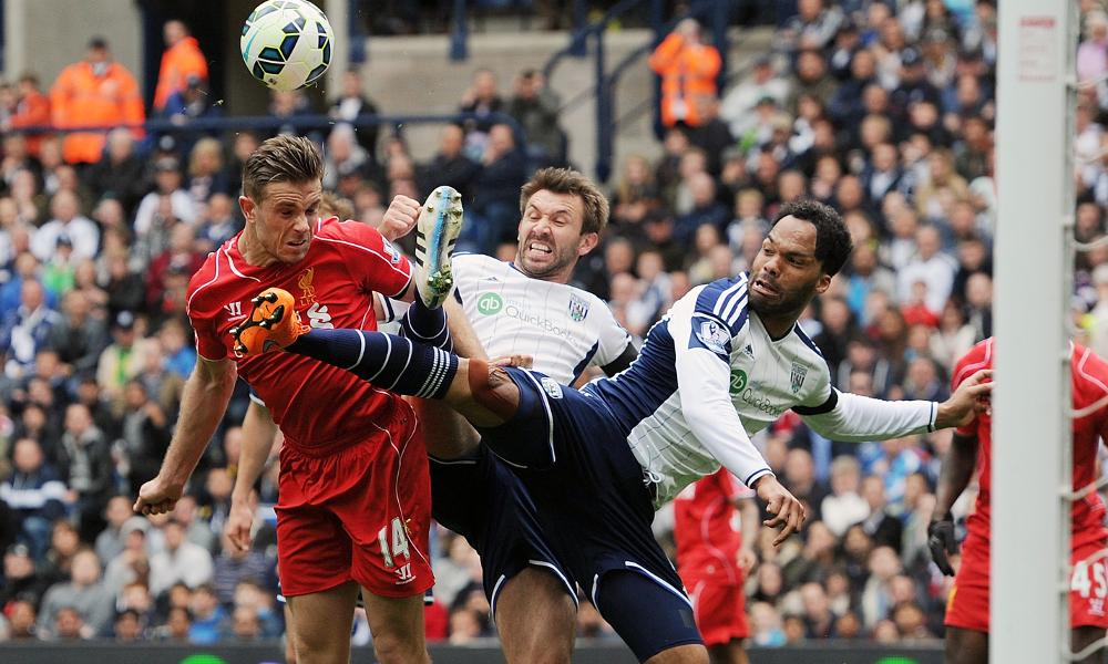 GALERI FOTO: WBA 0-0 LFC