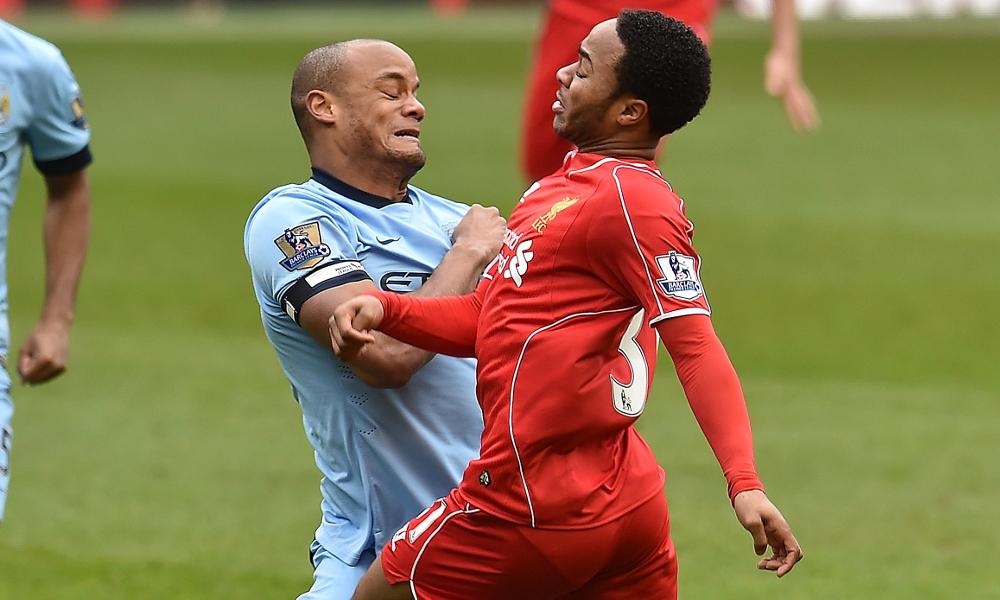GALERI FOTO: Liverpool 2-1 Manchester City