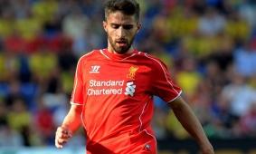 Borini sambut tantangan di Liverpool