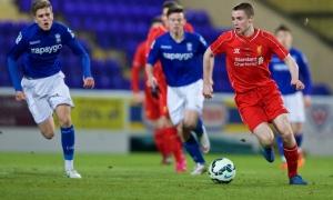 FA Cup U18: Liverpool 2-3 Birmingham