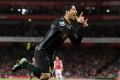 Suarez puts Reds ahead