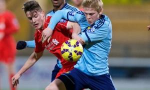 U21: LFC 5-0 West Ham