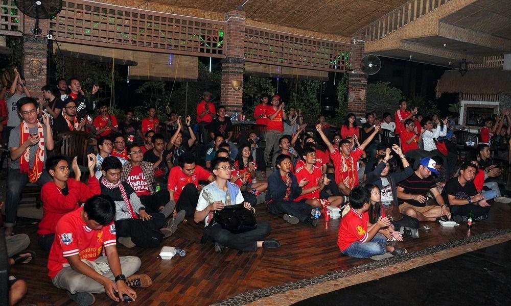Situs resmi Liverpool berbahasa Indonesia menjadi wadah fans Liverpool