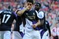 Suarez fires again