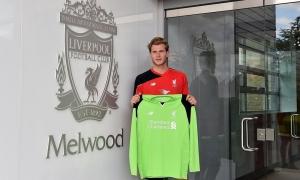 Loris Karius gabung Liverpool