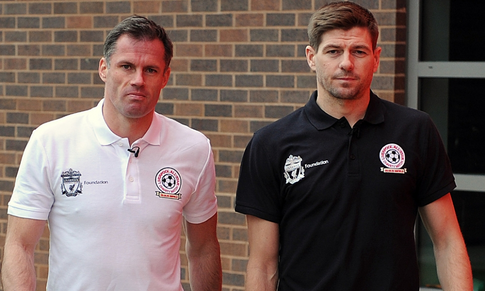 Revealed: Gerrard and Carragher's All-Star squads so far...