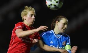 Ladies: LFC 1-2 Sunderland