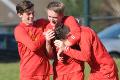U18s 4-1 Newcastle: 11 mins