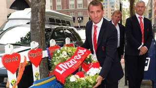 Brendan pays Boston tribute