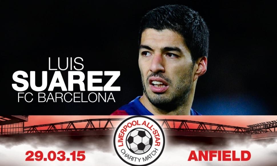 Gerrard's squad so far... Suarez