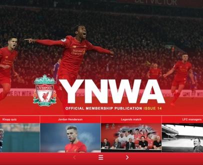 YNWA Issue 14