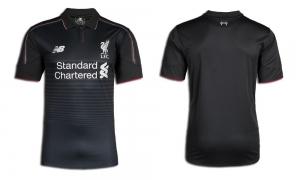 Kit ketiga Liverpool dari New Balance