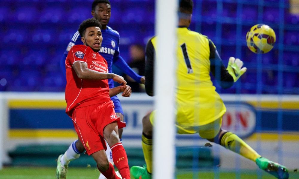 VIDEO U21: Cuplikan 11 menit LFC 2-0 Chelsea