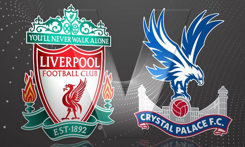 Menit ke menit LFC vs. Crystal Palace