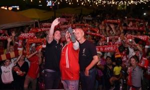 Fowler dan Rush jumpa fans LFC di Charlotte