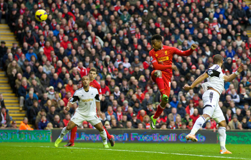 Pictures of Liverpool FC vs Swansea City