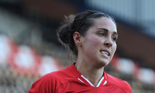 Ladies stars called up for England