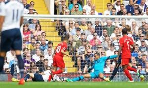 Tottenham 1-1 Liverpool