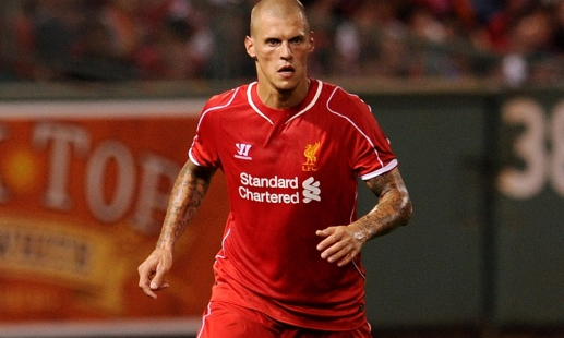 Skrtel looks to the future