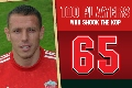 100PWSTK No.65 - Craig Bellamy