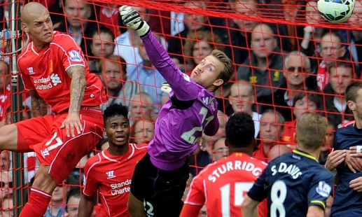 Mignolet: Tough, but we'll build on it