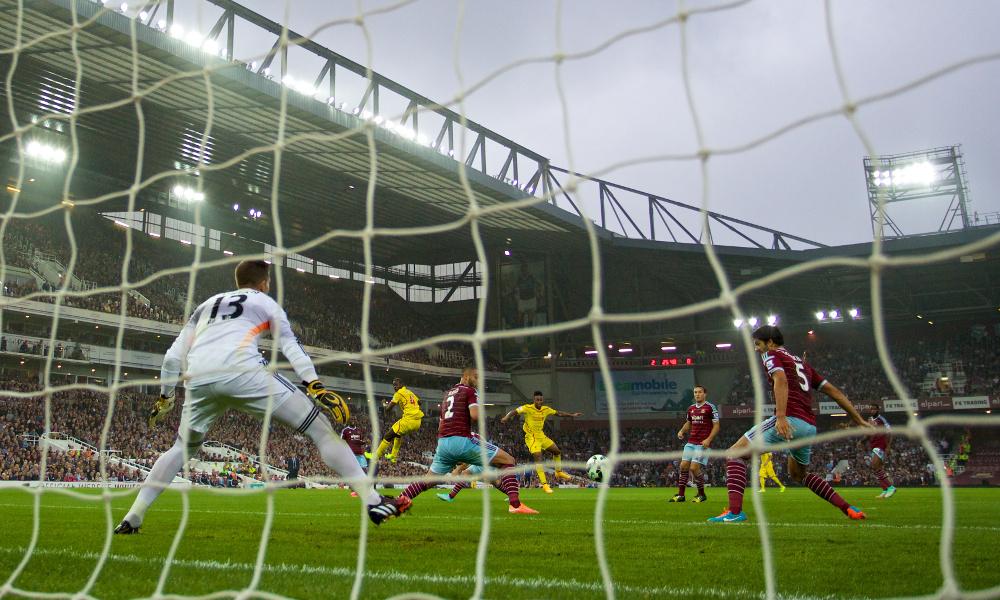 GALERI FOTO: Aksi pemain LFC saat kontra West Ham