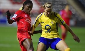 Pra musim Ladies: LFC 1-1 Doncaster Rovers