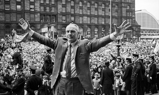 Video: Shanks for the memories