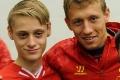 Lucas & Luis visit Respect4All