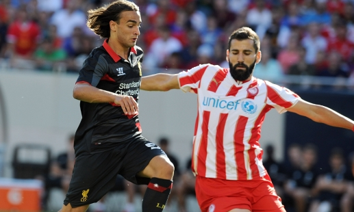Video: Markovic stars on debut
