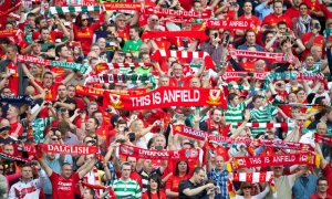 Flashback: LFC in Dublin 2013