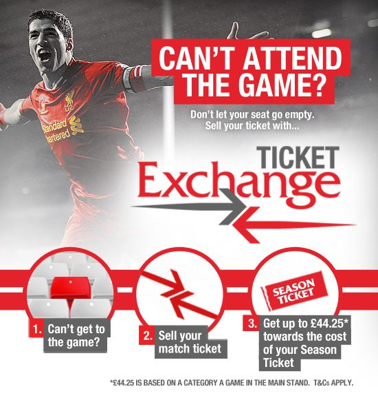 Ticket Exchange 2014