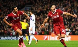 Galeri: Liverpool 3-0 Maribor