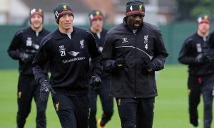 LFC bersiap hadapi Chelsea