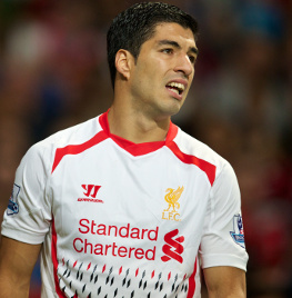 manchester united luis suarez website