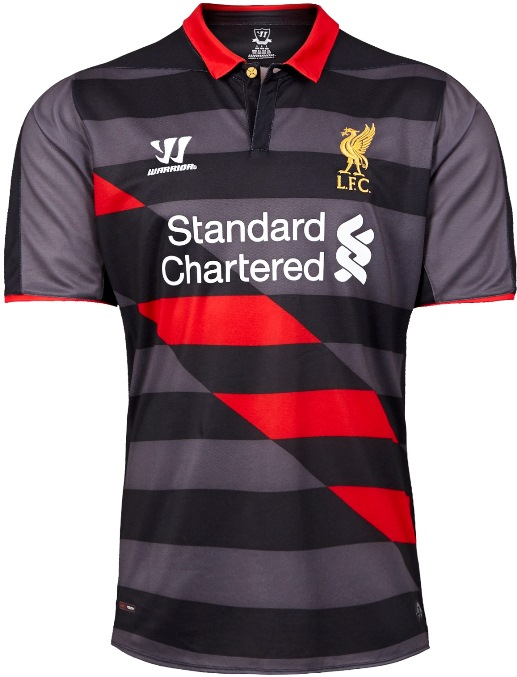 LFC reveal brand new 2014-15 third kit - Liverpool FC 02acc3c78