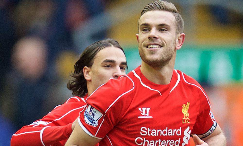 Hendo ingin bertahan lama di Liverpool
