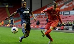 U21: LFC 0-1 Man United