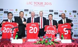 Rush helps Reds launch Kuala Lumpur match