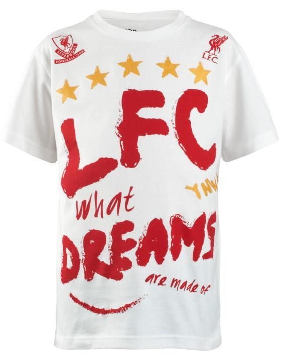 Design your own liverpool fc t shirt