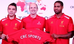 LFC announce CRC Sports partnership