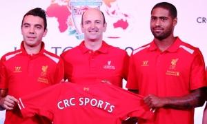 LFC announce CRC Sports partnership