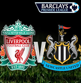 Liverpool FC V Newcastle Unitied