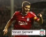 wallpaper, steven gerrard